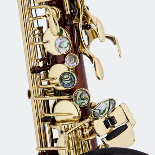 Chateau art series saxophone eiffel tower