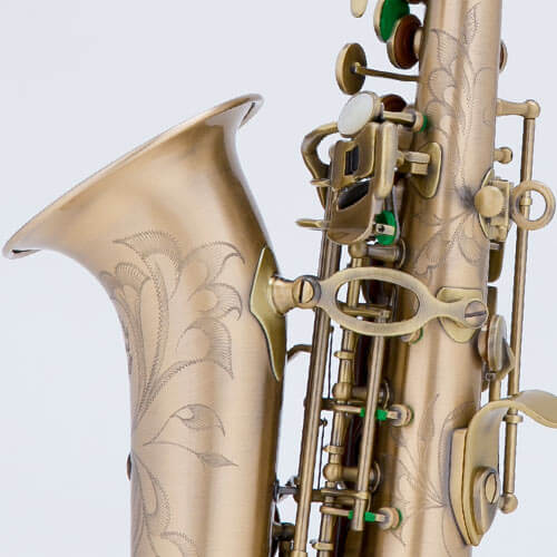 Chateau professional curved soprano saxophone